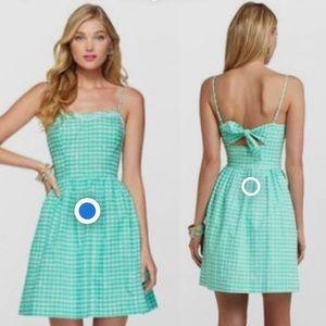 Lily Pulitzer the Bethany tie back dress. Sz 6